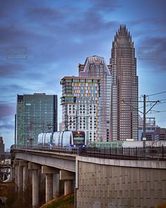 Lynx Train - Charlotte NC