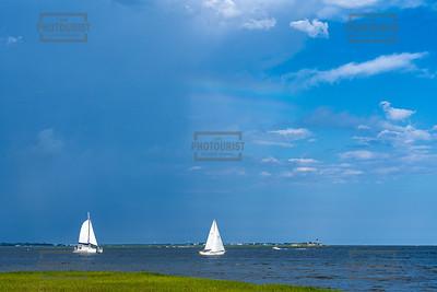 Sailboats - Charleston SC
