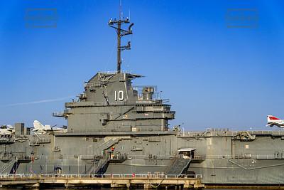USS Yorktown - Charleston SC