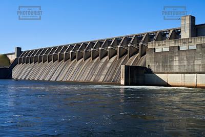 Lake Thurmond Dam - Clarks Hill SC