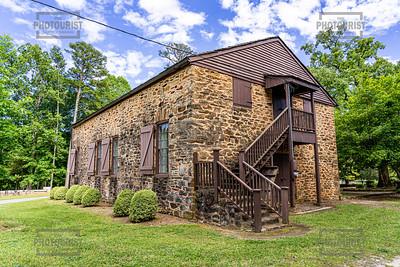 Old Stone Church - Clemson SC