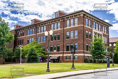 Shrine Hall - Clemson University
