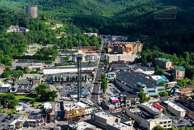 Downtown Gatlinburg TN