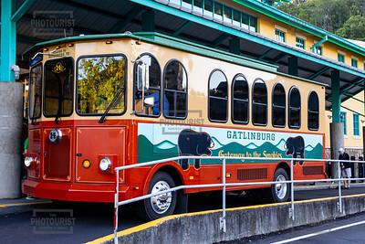 Bus - Gatlinburg TN