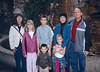 Frank Bonini III and Family - L-R: Maureen and 3 Children, Rocco (grandchild), Mary and Frank Bonini