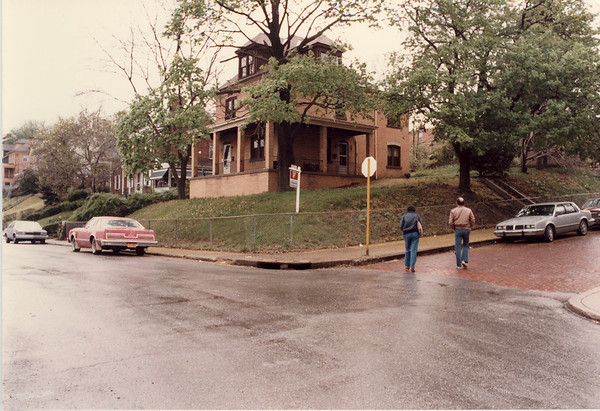 Bonini Family Home on Fallowfield Avenue in Beechview (Pittsburgh).