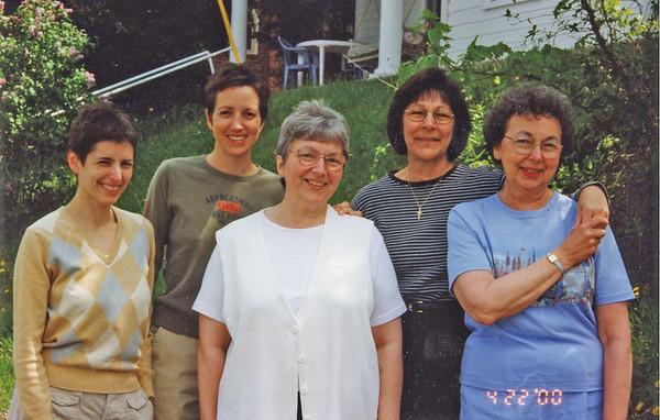 5 Bonini Ladies