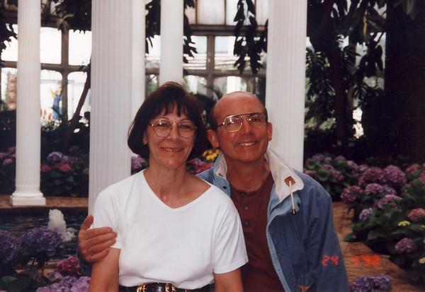 Mary and Frank Bonini III
