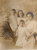 L-R: Mary and Frank Bonini Sr. with their clildren Lamont, Beatrice and Frank