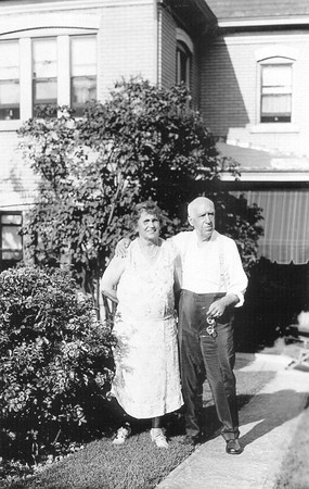 Mary Gaussa and Frank Bonini, Grandparents of Mary Beatrice
