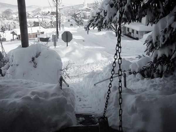 Winter 2012 in Romney WV