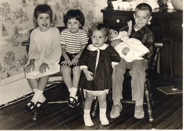 The Al and Kathleen Puhalla Children