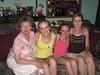 Mary with Rachael, Julia and Lisa Gruss