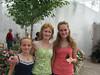 Julia, Lisa (Mom) and Rachael Gruss