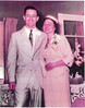 Dick and Joan Tallman were married in Miles City MT.