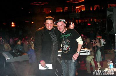 Jay Towers and DJ Urban Kris