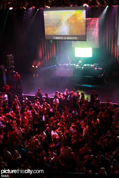 The Resolution Ball '10 - The Fillmore Theatre Detroit 12.31.09