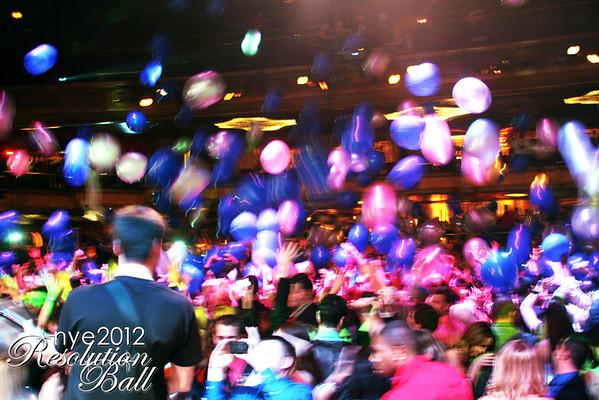 The Resolution Ball '12 - The Fillmore Theatre Detroit 12.31.11