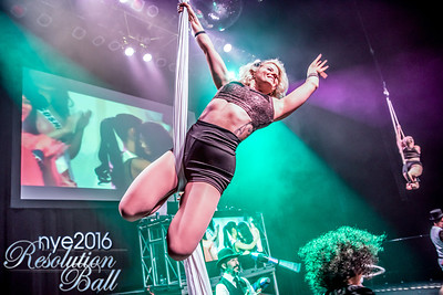 Resolution Ball at The Fillmore in Detroit, MI on December 31st 2015 Photo by Mike Ferdinande