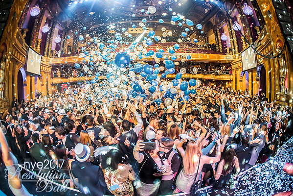 The Resolution Ball '17 - The Fillmore Detroit 12.31.16