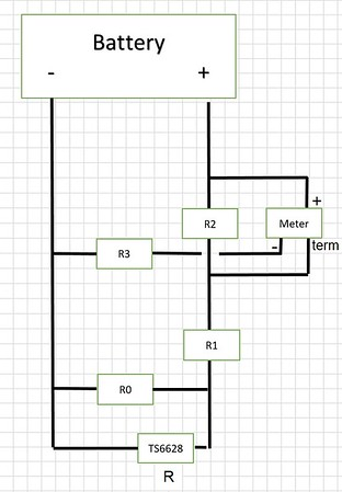 Figure 5 – Circuit Model