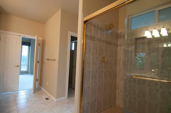 Looking back toward bedroom before remodel