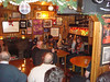 A session in one of the Doolin pubs - the four players are in the corner