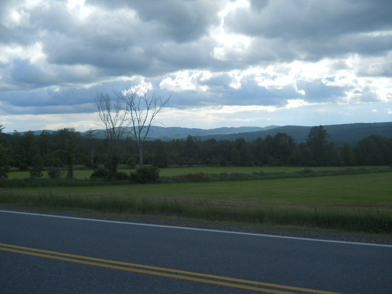 Between Piermont and Haverhill, NH