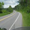 Rt 10 north toward Charlestown, NH