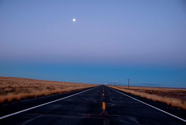 Moon Road, Arizona