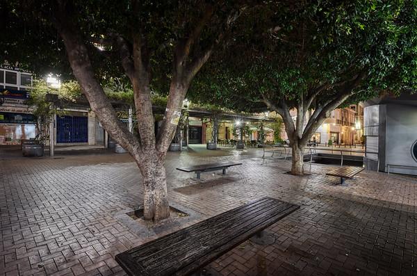 Plaza Nueva Night