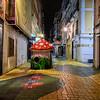Mushroom Street Night