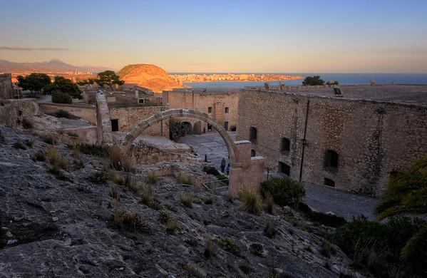 Ruins of Santa Bárbara