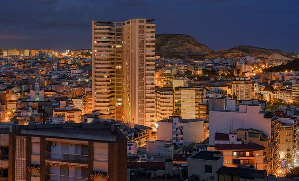 Rise of San Fernando