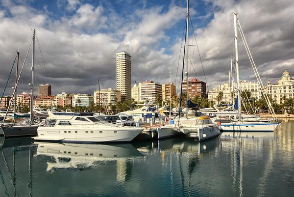 The Ships of Alicante