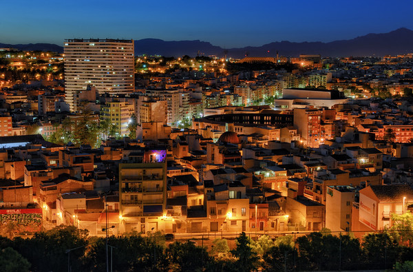 The City of Alicante