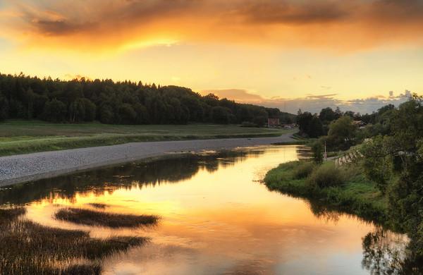 Arboga Sunset Bend