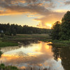 Arboga Sunset Scenery III