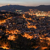 A Barcelona Nightfall