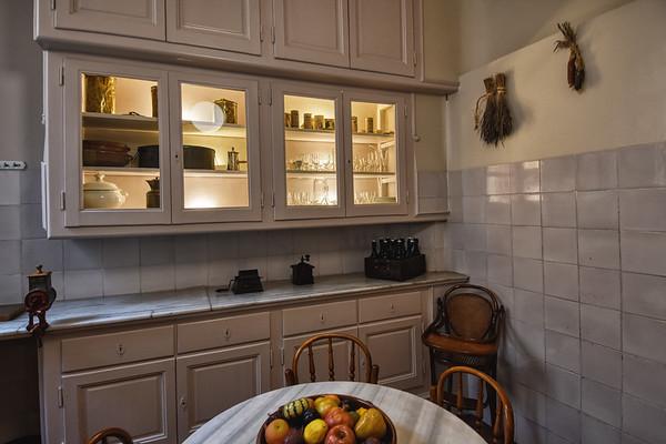 Casa Milá Kitchen