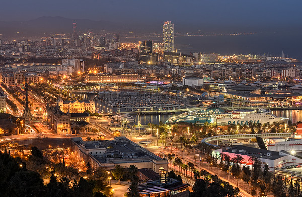 A Montjuïc View