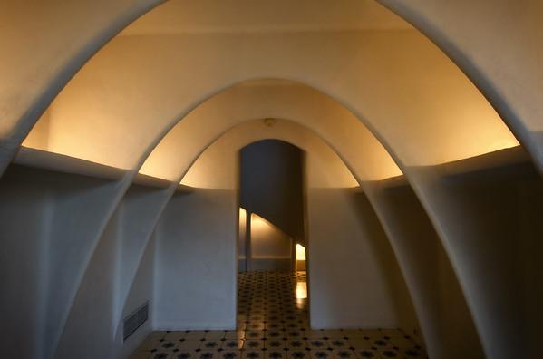 Catenary Arcs Room