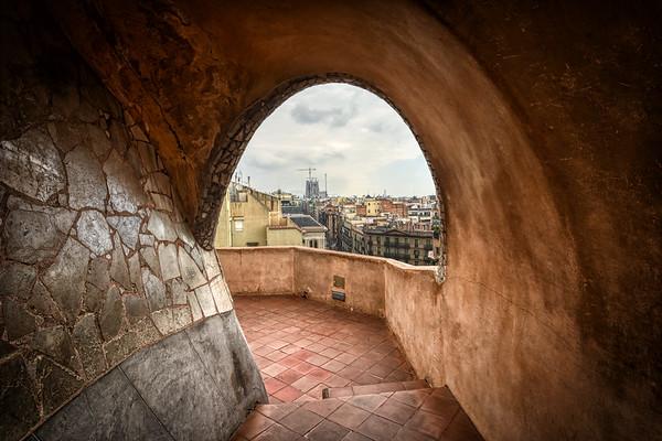 A Pedrera Tunnel
