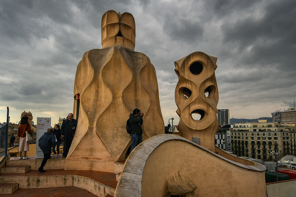 The Terrace Sculptures
