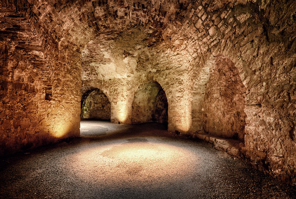 Castle Ruin Rooms