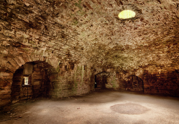 Circle Vault Fortress