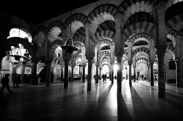 Shadows of the Mezquita
