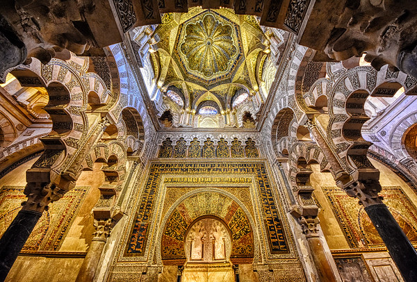 The Golden Mihrab