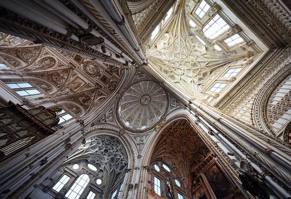 The Mezquita Ceiling