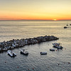Golden Ligurian Sea